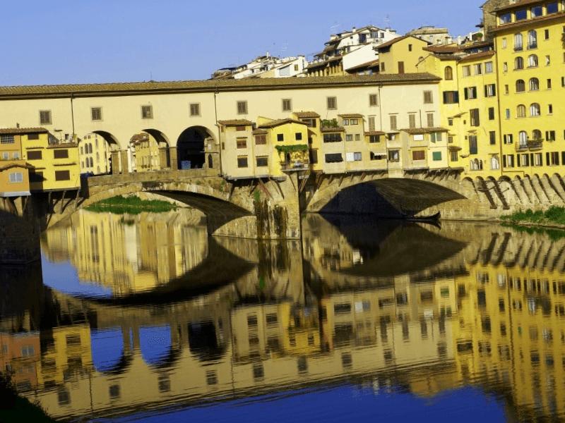 Visitar Italia y descubrir de Ponte Vecchio