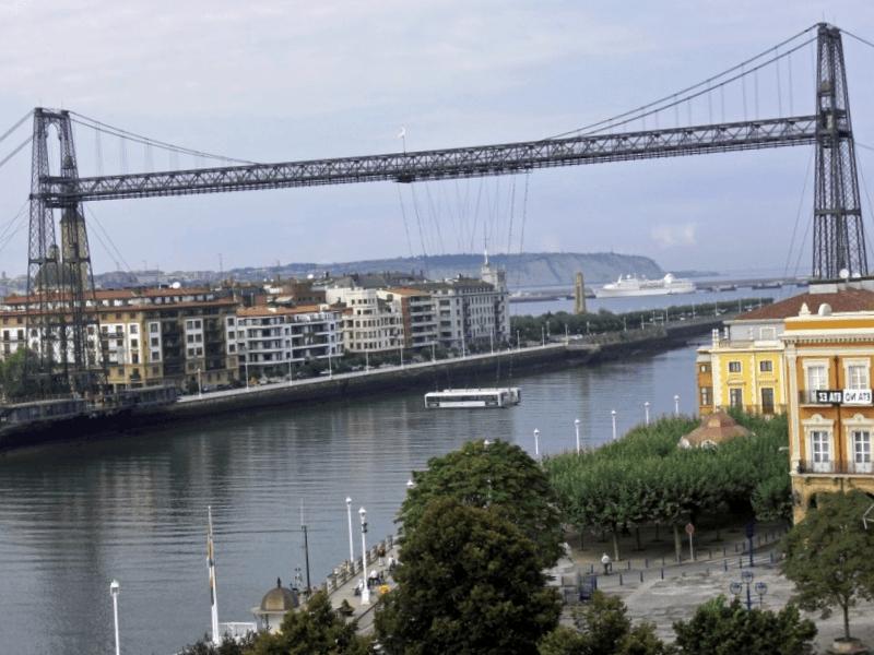 Visitar Puente Colgante de Viscaya