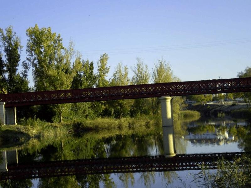 Ver España y maravillarse de Puente Fuentiduena del Tajo