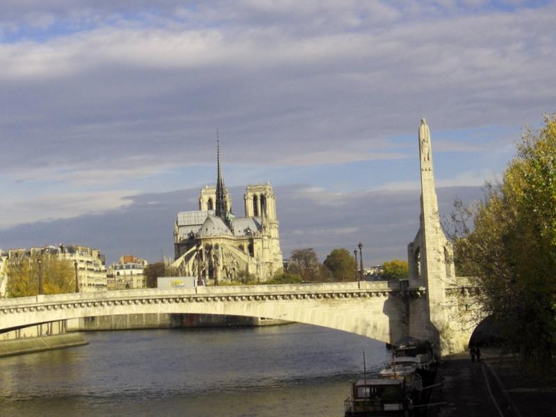 Que visitar en Puente de la Tournelle