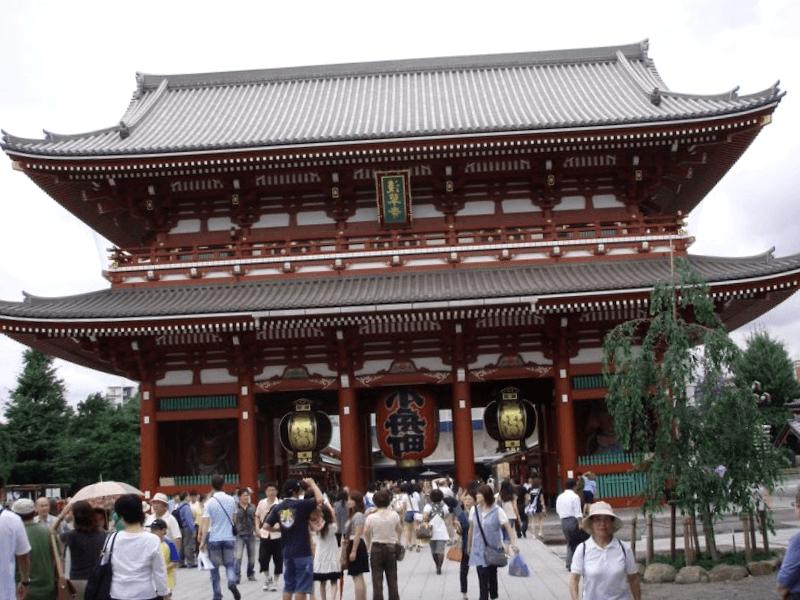 Puerta Kaminari-mon que ver
