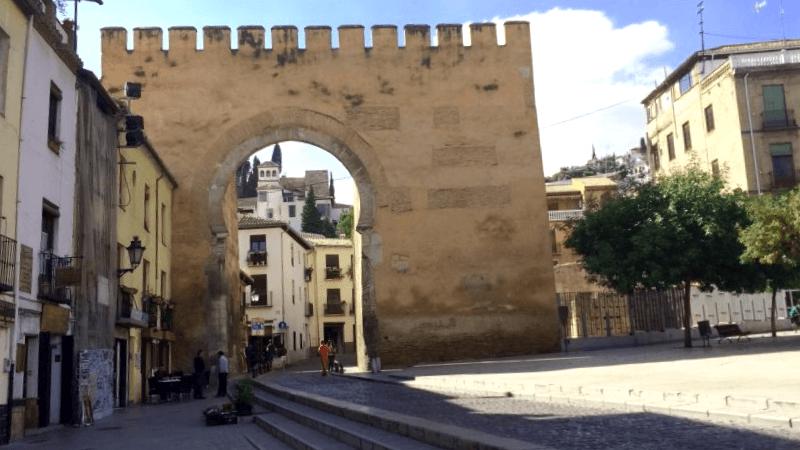 Puerta de Elvira que visitar