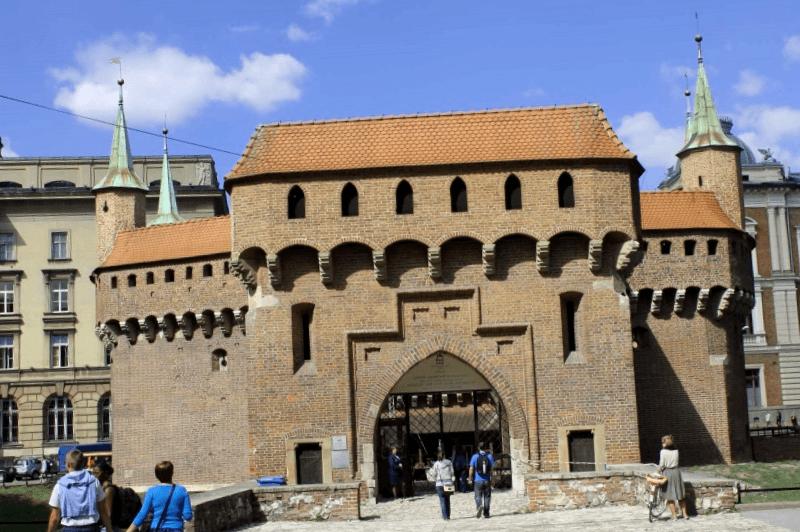 Que visitar en Puerta de San Florian