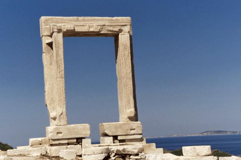 Conocer Puerta del Templo de Apolo