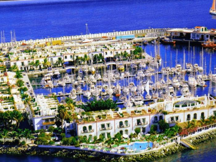 Visitar Puerto de Mogan