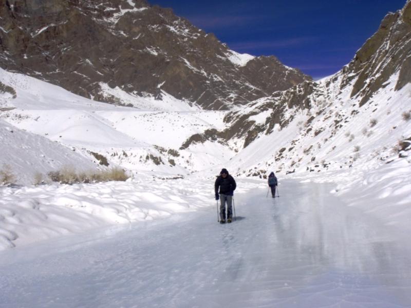 Ver India y descubrir de RAo Zanskar