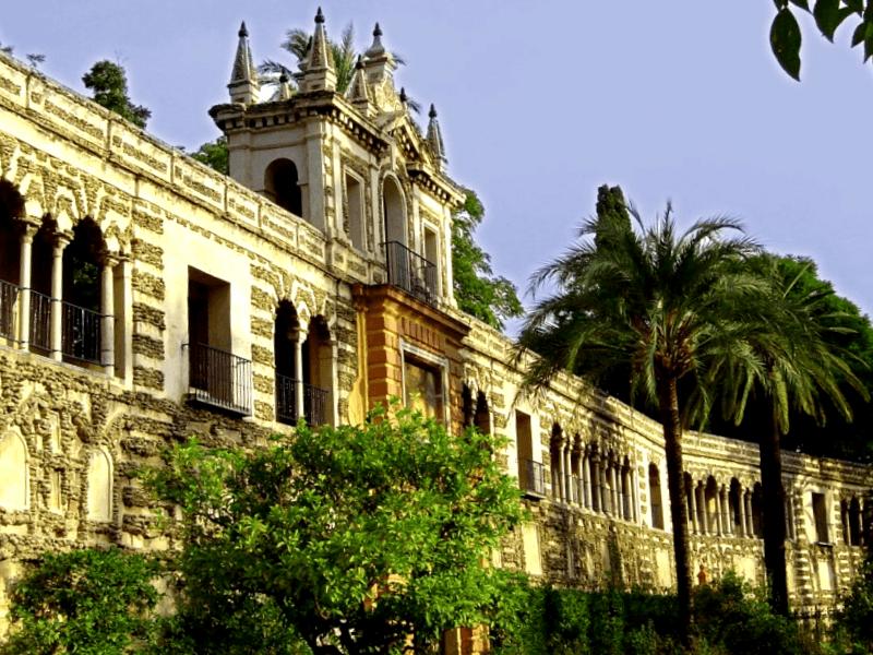 Conocer Reales Alcazares de Sevilla