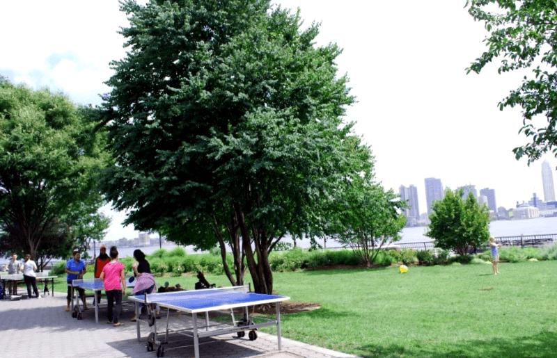 Rockefeller Park que descubrir