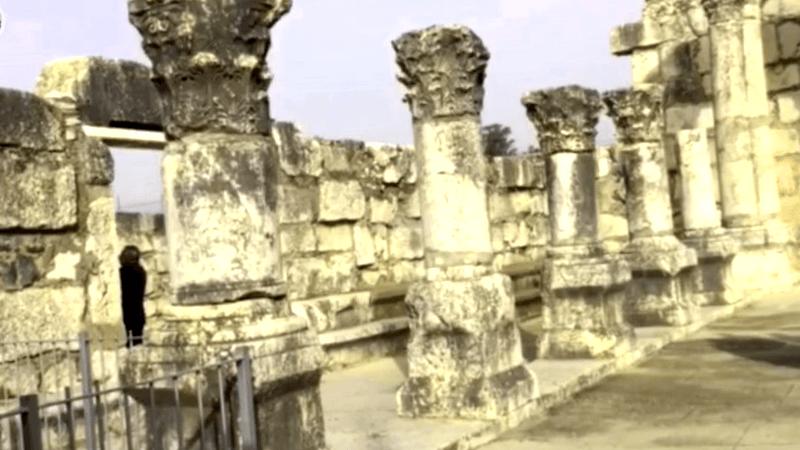 Ruinas de Capernaum que ver