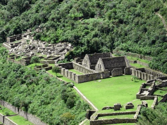 Conocer Peru y maravillarse de Ruinas de Choquequirao