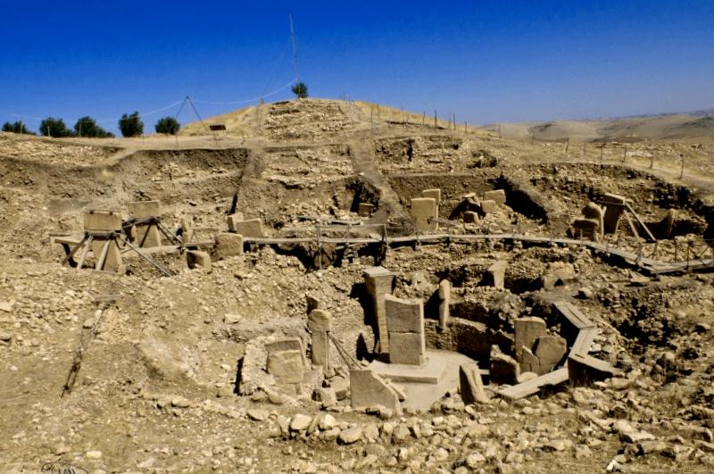 Ruinas de Gobekli Tepe que debemos ver