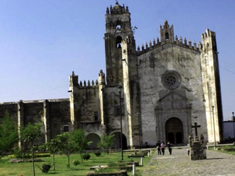Ruta de los Conventos de Morelos que ver