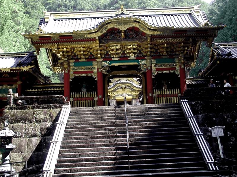 Conocer Japon y descubrir de Santuario de Toshogu