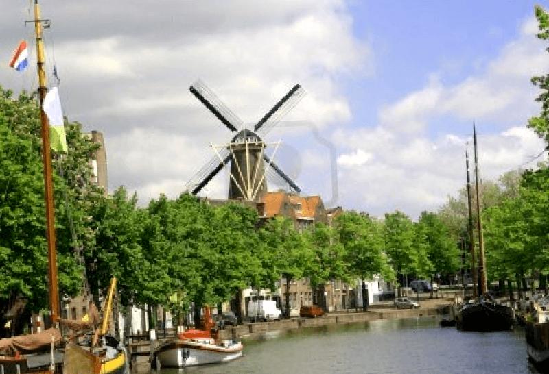 Conocer Holanda y descubrir de Schiedam