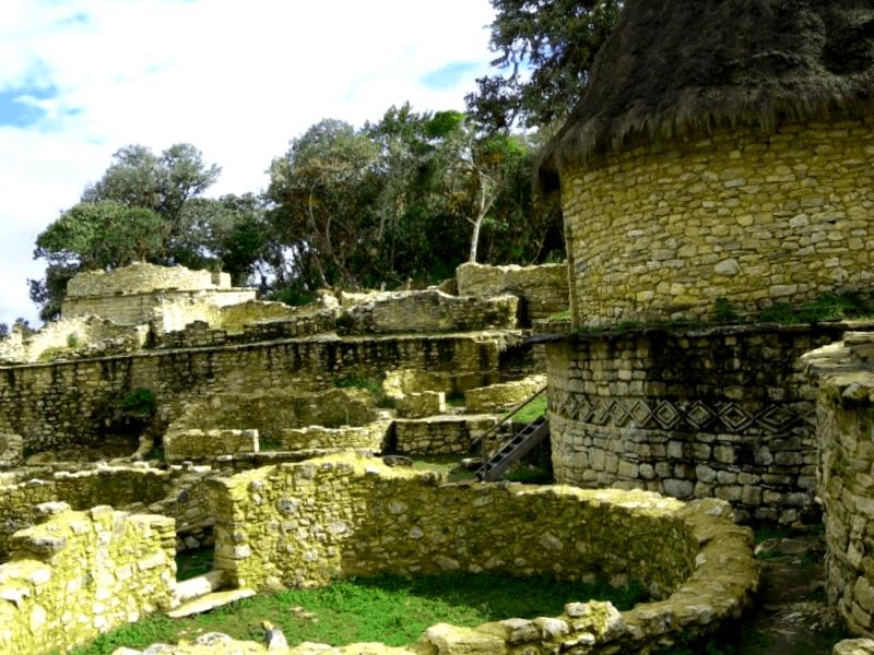 Que ver en Sitio arqueologico de Kuelap