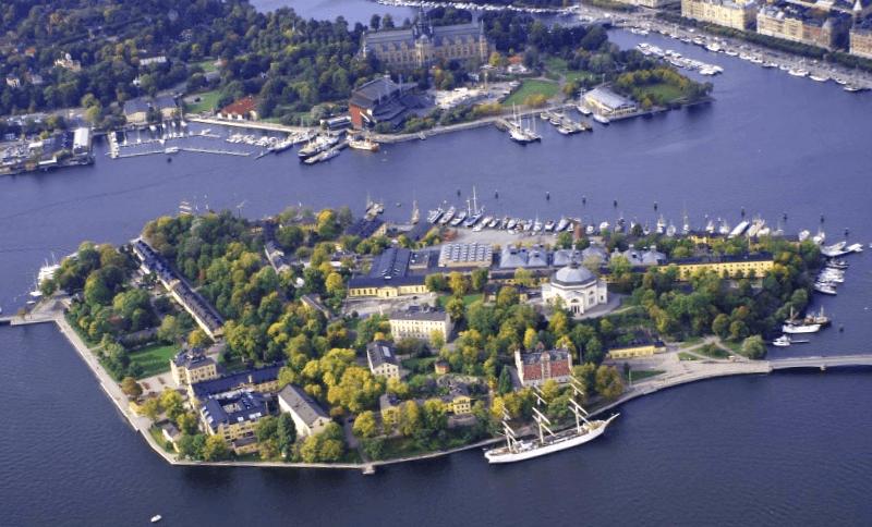 Visitar Skelppsholmen