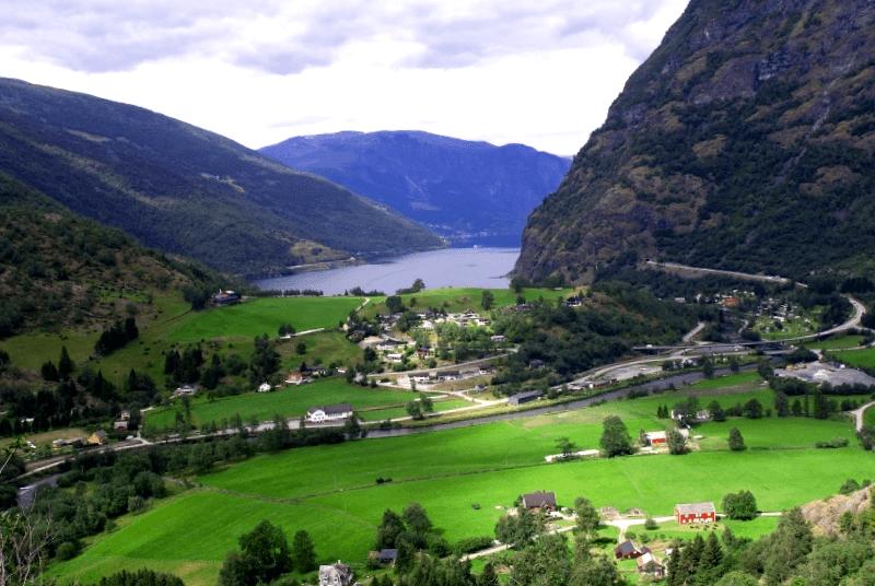 Que ver en Sognefjord
