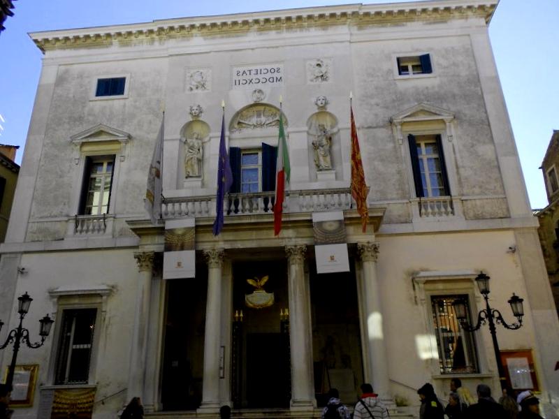 Visitar Italia y descubrir de Teatro La Fenice