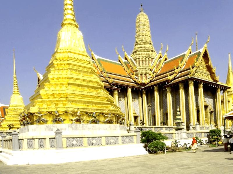 Conocer Tailandia y descubrir de Templo Esmeralda