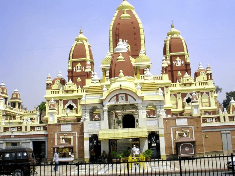 Templo Laxminarayan que descubrir