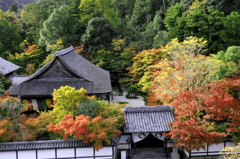 Templo Nanzen-Ji que descubrir