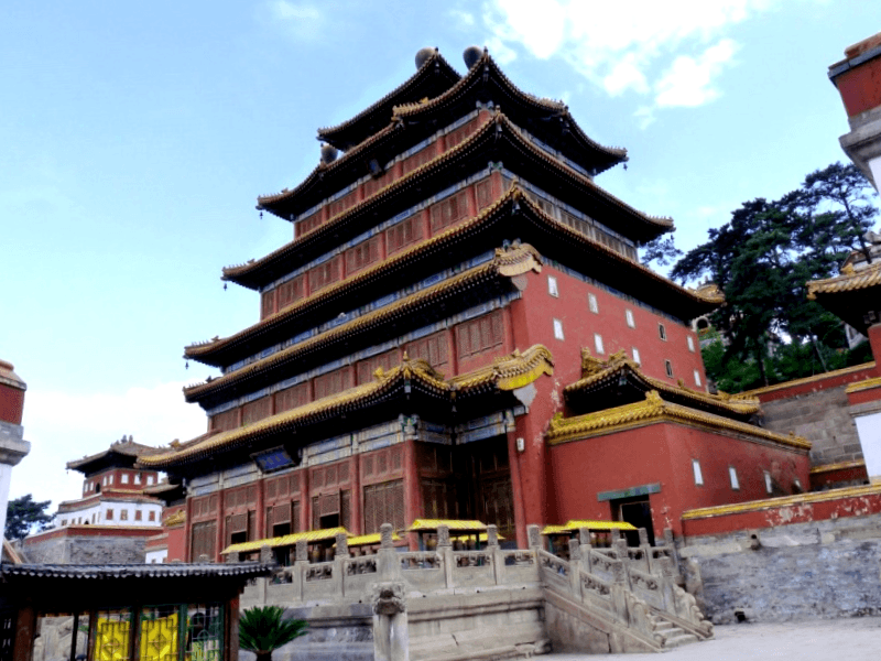 Templo Puning Si que visitar