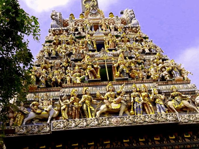 Conocer Templo Sri Veeramakaliamman