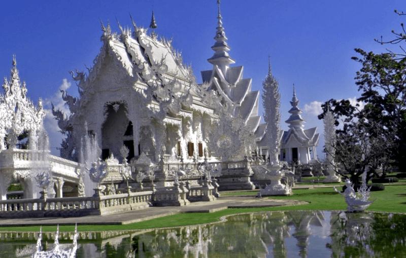 Conocer Templo Wat Rong Khun
