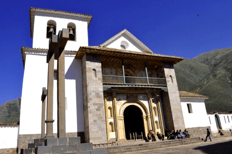 Conocer Peru y descubrir de Templo de Andahuaylilla