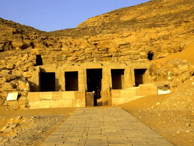 Conocer Templo de Derr