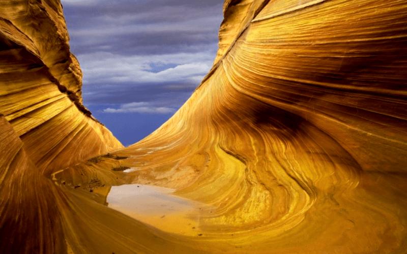 Visitar Estados unidos y descubrir de The Wave