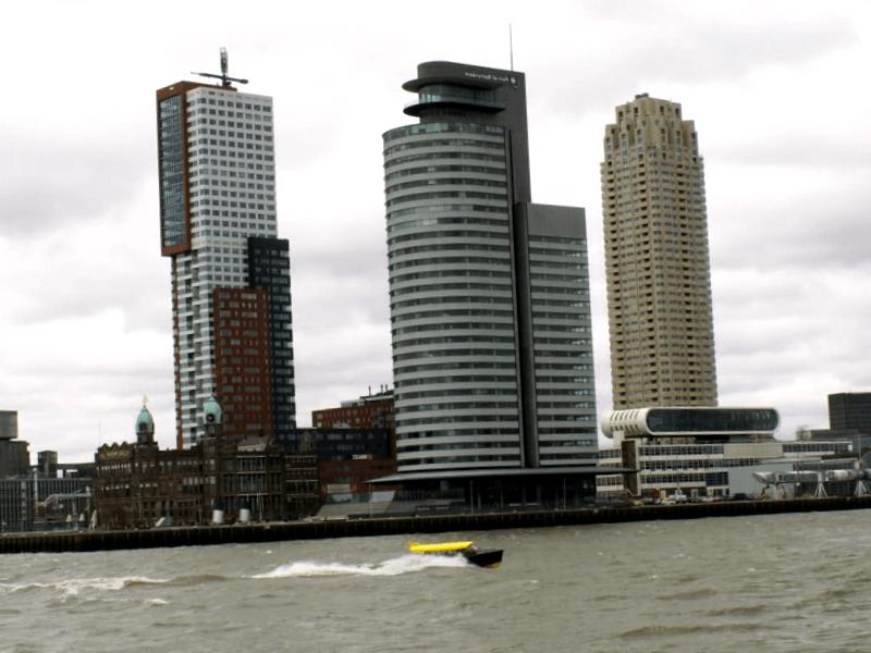 Torre Montevideo que descubrir