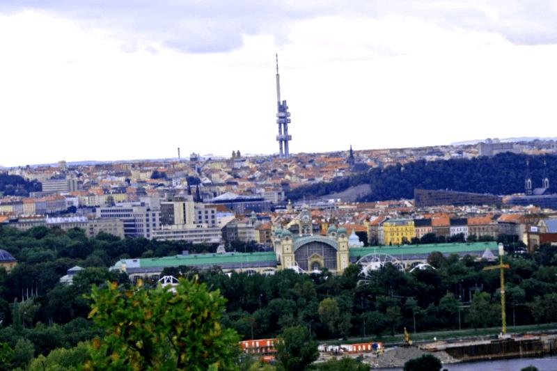 Que descubrir en Torre de Zozkov