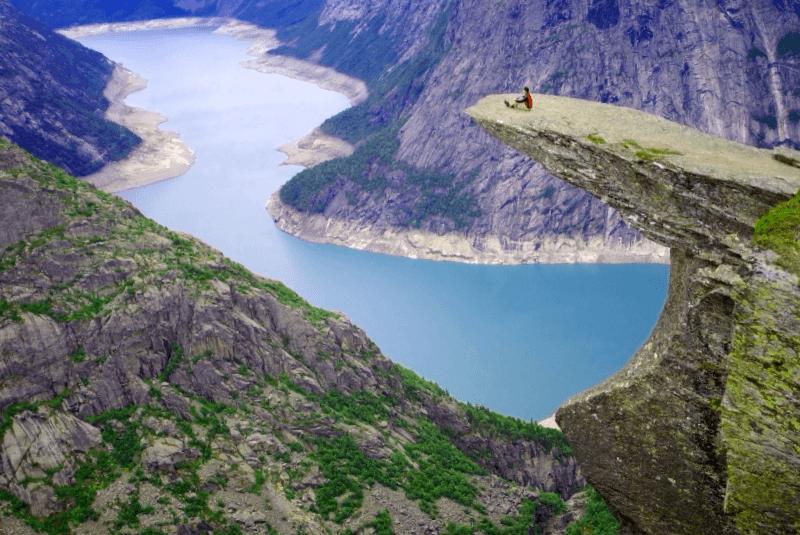 Conocer Noruega y descubrir de Trolltunga