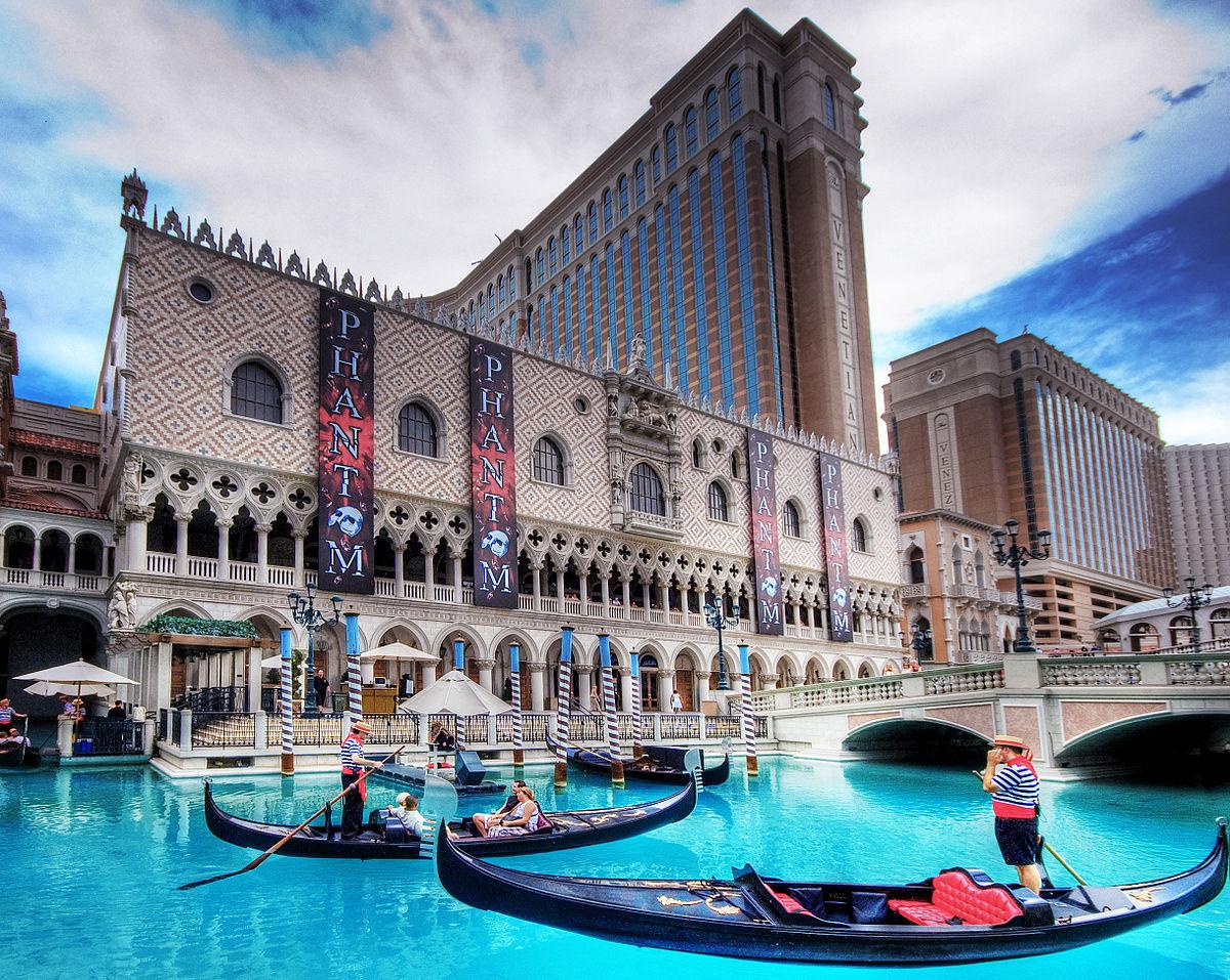 Conocer Estados unidos y descubrir de Venetian Hotel