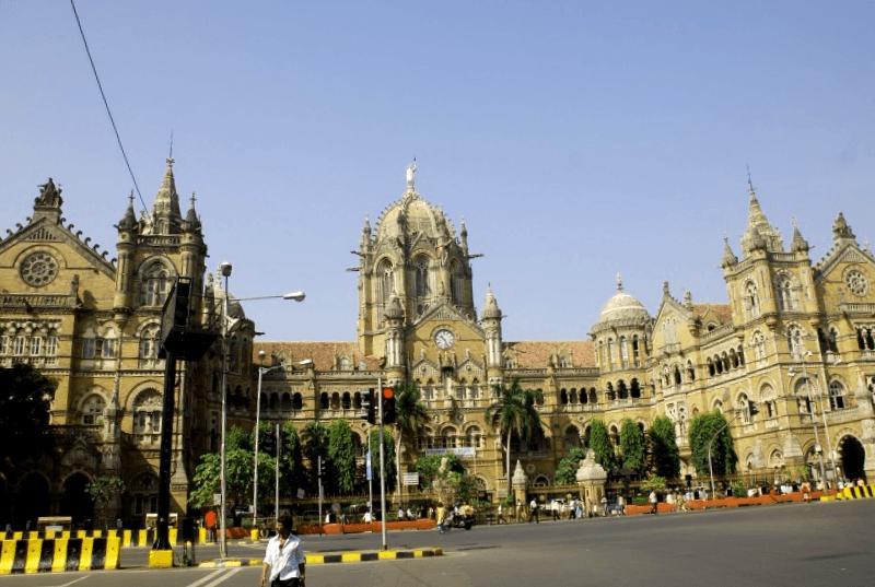 Conocer India y descubrir de Victoria Terminus