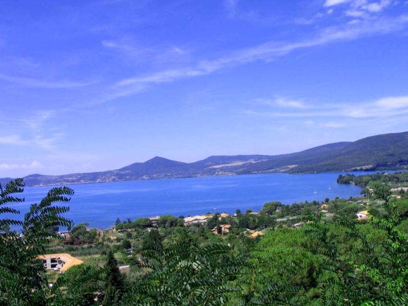 Vista del Lago di Bracciano que descubrir