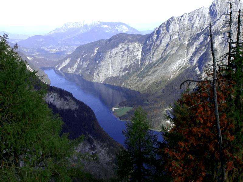 Ver Austria y maravillarse de Vista desde Untersberg