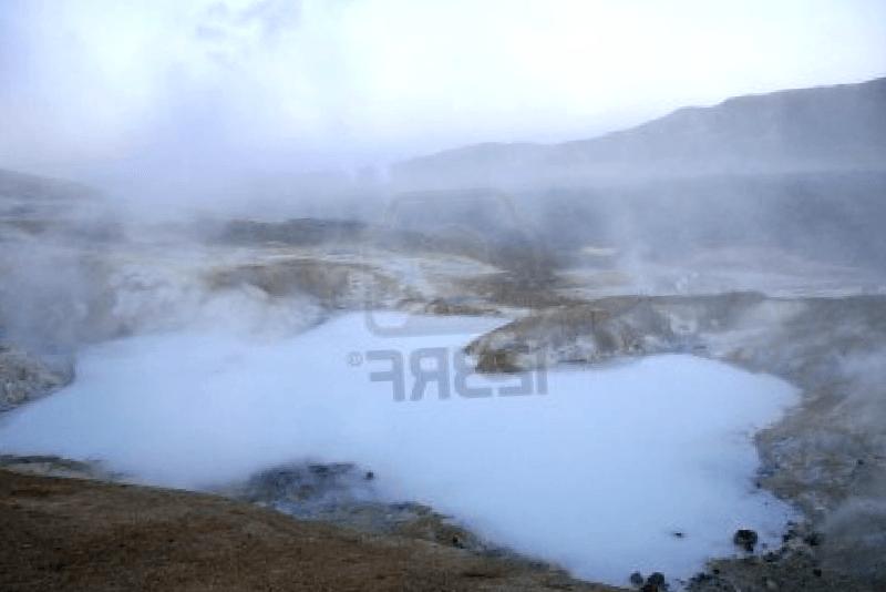 Volcan Krafla que visitar