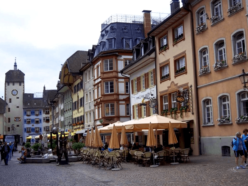 Conocer Alemania y descubrir de Waldshut