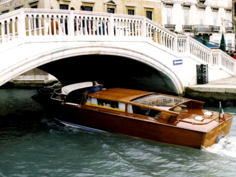Water-taxi que visitar