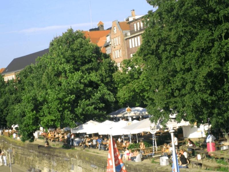 Ver Alemania y descubrir de Weserpromenade Schlachte