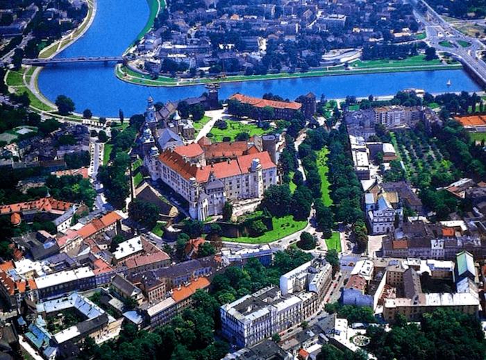 Conocer Polonia y maravillarse de la ciudad de Cracovia