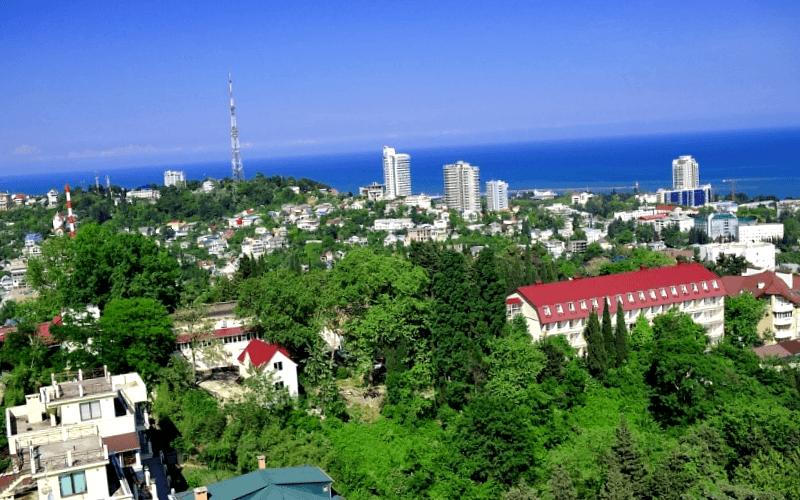 Visitar Rusia y descubrir de la ciudad de Sochi
