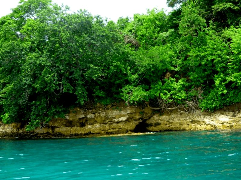 Ver Panama y descubrir de la isla Mogo Mogo