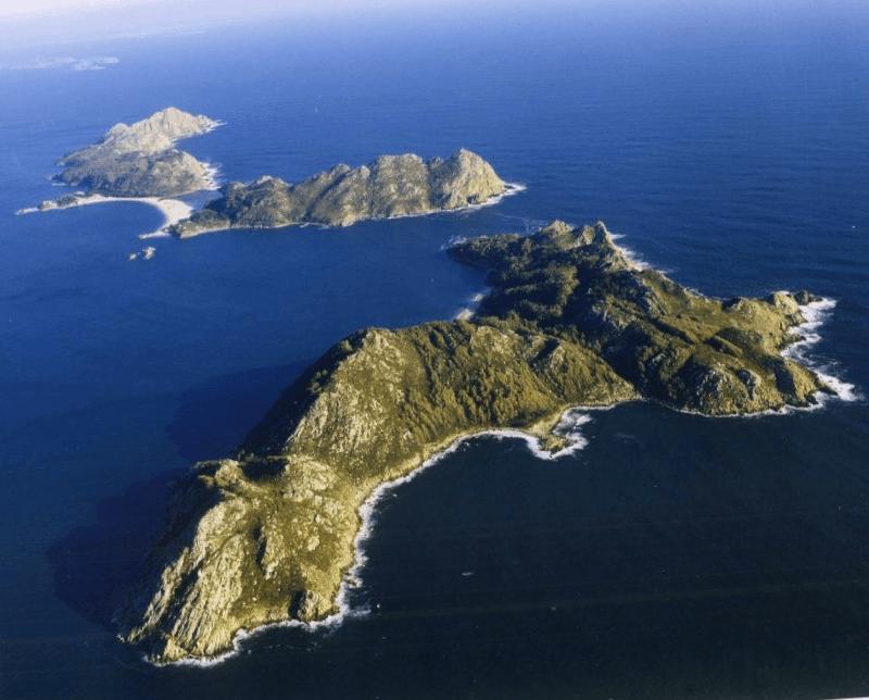 Ver España y maravillarse de las Islas Cies